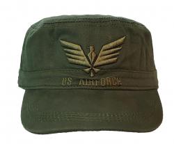 Militär Kappe - oliv - U.S. Airforce