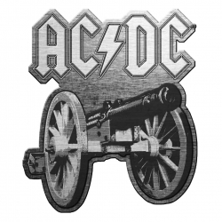 Anstecker AC/DC For those about to rock