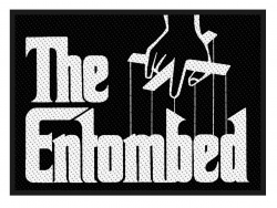 Entombed Patch Godfather Logo