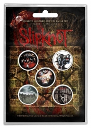 Button Set - Slipknot - Albums