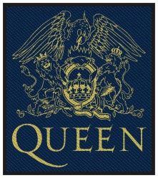 Queen Crest Patch