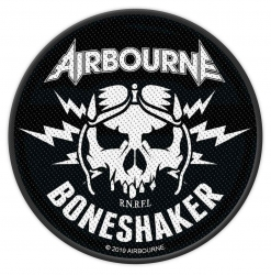Airbourne Patch Boneshaker