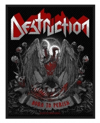 Destruction Patch Born to perish