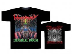 Monstrosity - Imperial Doom - T Shirt