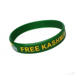 Silikonarmband Free Kashmir