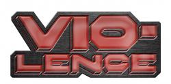 Vio-Lence Logo Anstecker