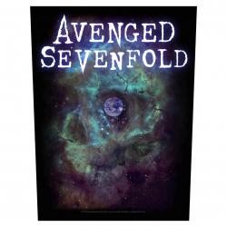 Avenged Sevenfold Rückenaufnäher Nebula