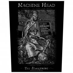Machine Head Rückenaufnäher The Blackening