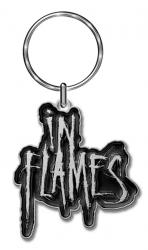 In Flames Logo Schlüsselanhänger