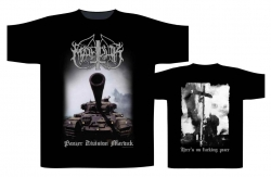Marduk - Panzer Division 20th Anniversary - T-Shirt