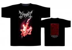 Mayhem - Maniac - T-Shirt