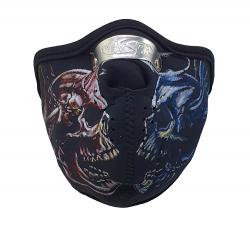 Biker Maske Skulls