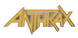 Anthrax Logo Anstecker