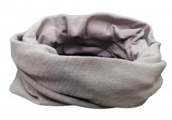 Multifunktionstuch Schlauchtuch Grau