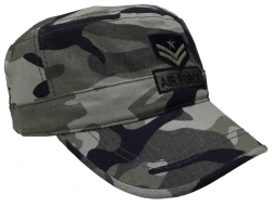 Camouflage Military Cap - US Airforce