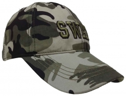 Army Cap SWAT Camouflage
