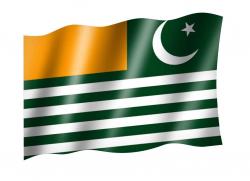 Flag Kashmir
