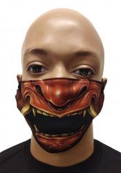 Gesichtsmaske Teufel