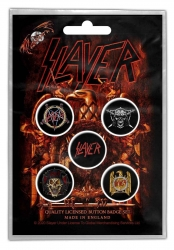 Button Pack - Slayer - Eagle