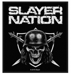 Slayer Aufnäher Slayer Nation