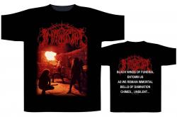 Immortal - Diabolic Fullmoon Mysticism - Band T-Shirt