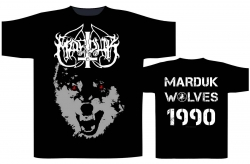 Marduk - Wolves 1990 - Band T-Shirt