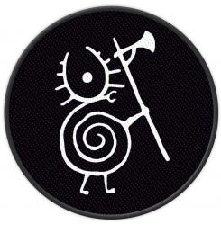 Heilung Aufnäher Warrior Snail
