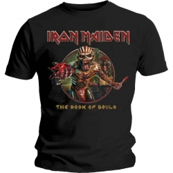 Iron Maiden T Shirt The book of souls