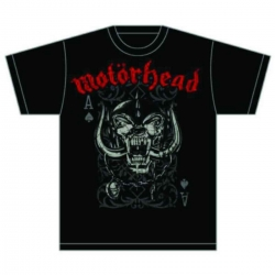 Iron Maiden T Shirt Ace of Spades