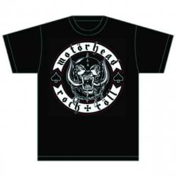 Iron Maiden T Shirt Rock & Röll