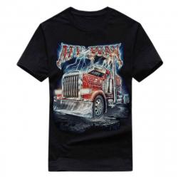 Trucker T-Shirt My Way (Glow in the Dark)