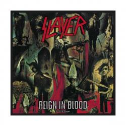 Slayer Aufnäher Reign in blood