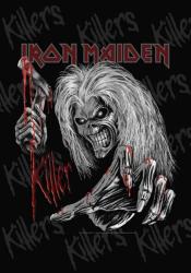 Poster Flag Iron Maiden Killer