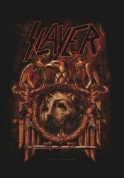 Slayer Repentless Eagle Posterflagge