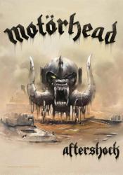 Motörhead Aftershock Posterfahne