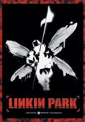 Posterfahne Linkin Park Hybrid Theory | 368