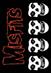Posterfahne Misfits | 790