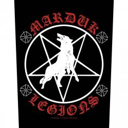 Marduk Legions Rückenaufnäher