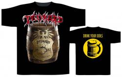Tankard T Shirt Beer Barrel