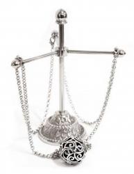 Kugel Anhänger Halskette