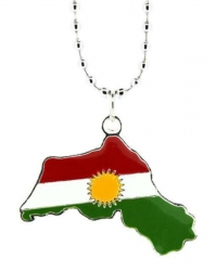 Kurdistan Pendant Necklace