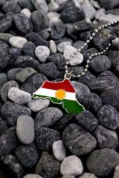 Kurdistan Anhänger Halskette
