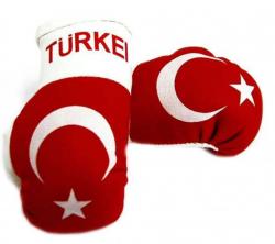 Mini Boxhandschuhe - Türkei