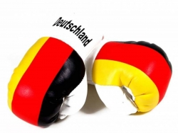 Mini Boxhandschuhe - Deutschland