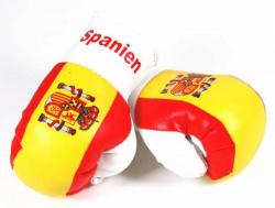 Mini Boxhandschuhe - Spanien