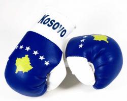 Mini Boxhandschuhe - Kosovo