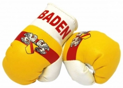 Mini Boxhandschuhe - Baden