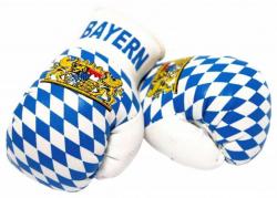 Mini Boxhandschuhe - Bayern