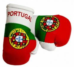 Mini Boxhandschuhe - Portugal