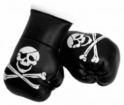 Mini Boxhandschuhe - Totenkopf